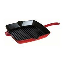 Tigaie grill patrata 30 cm, Cherry - Staub