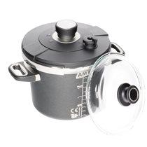 Oala sub presiune 24 cm, 5.5 L, inductie - AMT Gastroguss