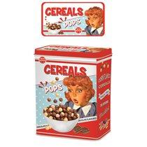 """Cutie metalica pentru cereale """"Vintage""""- Nuova R2S"""