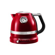Fierbator electric Artisan 1.5L, Candy Apple - KitchenAid
