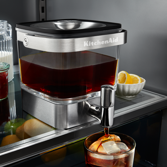 Dozator cu infuzor Cold Brew, Stainless Steel - KitchenAid