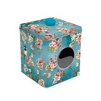 Cutie de metal cu capac pentru depozitare alimente - Nuova R2S