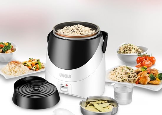 Oala electrica pentru orez 1.3 l, 250 W - Unold