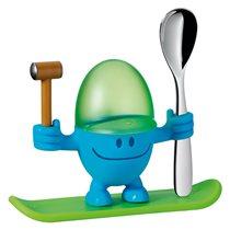 """Suport si lingurita pentru servit oua fierte """"Mc Egg""""  - WMF"""