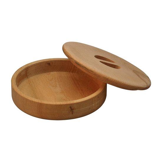 """Suport servire tortilla """"Iroko"""" 19 cm - LAVA"""